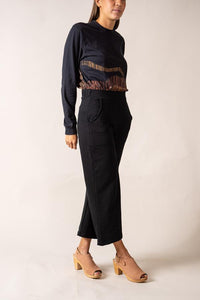 Jorani Pants - Black