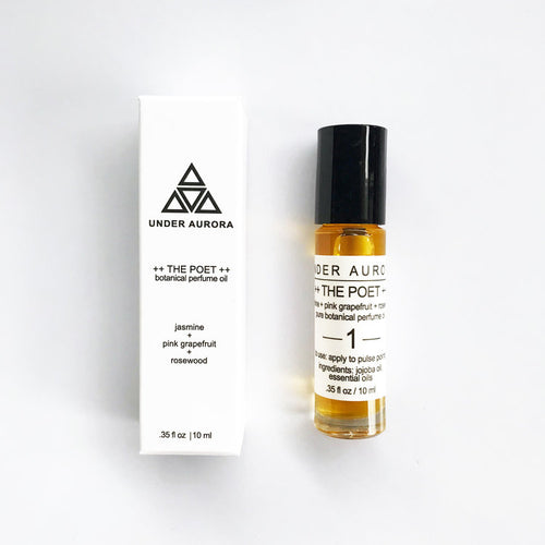 Botanical Perfume Oil