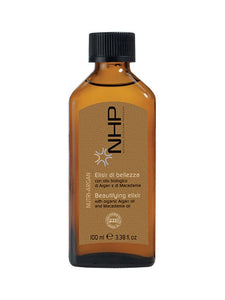 NHP Organic Beautifying Elixir oil