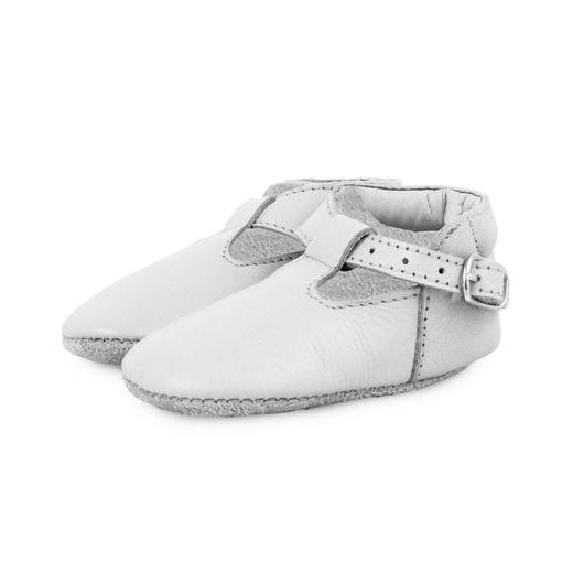 Donsje - Elia Booties - Leather White