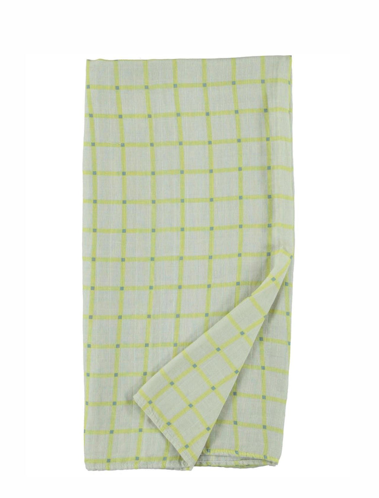 Kidscase Home - Checked Swaddle