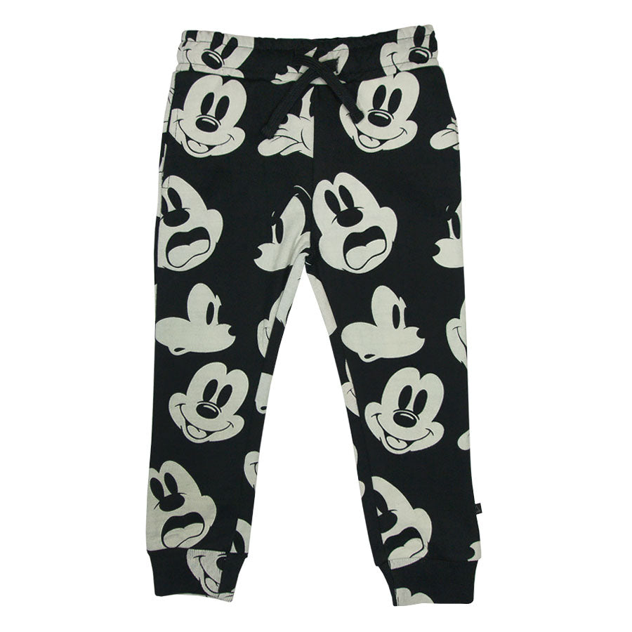 Little Eleven Paris - Mickey Mouse Tracksuit Bottoms