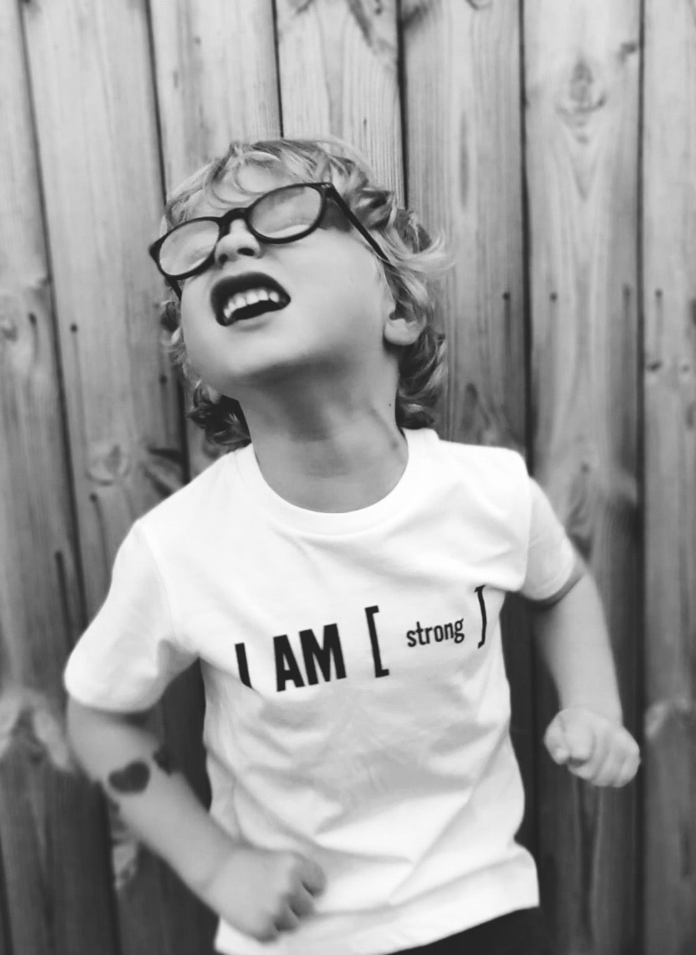 Casey Is - I AM [strong] T-Shirt
