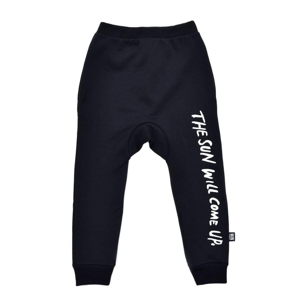 "Little Man Happy - ""The Sun Will Come Up"" Sweatpants"