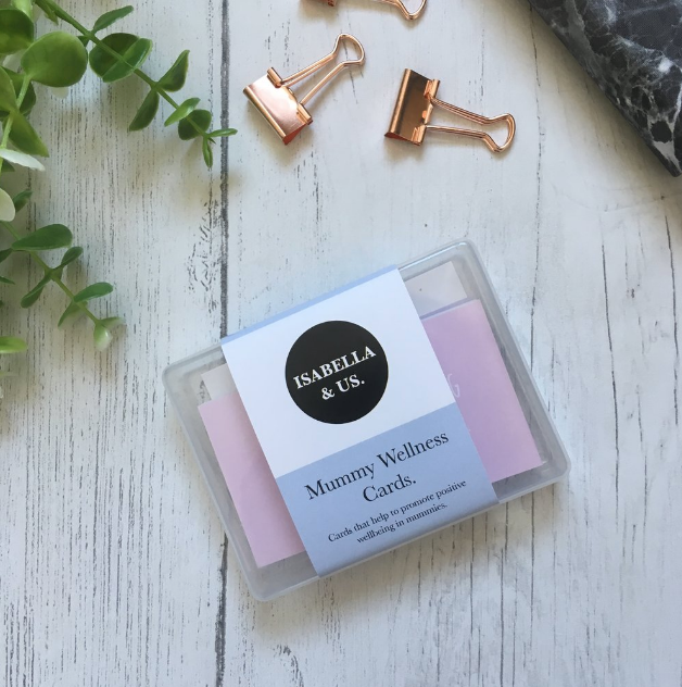 ISABELLA & US - Mummy Wellness Cards