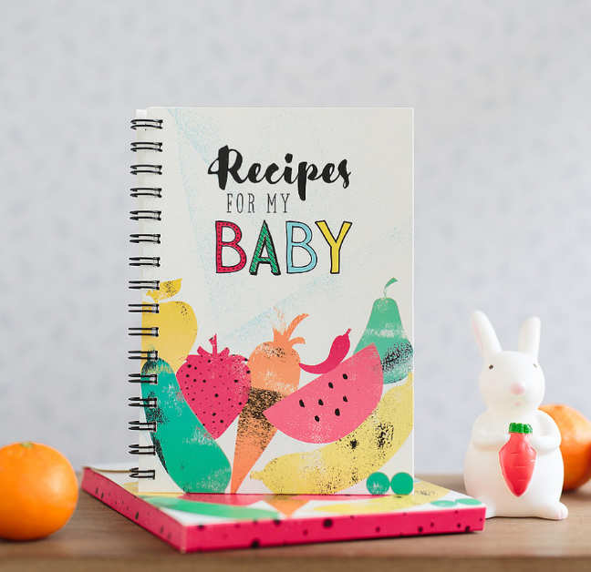 WRITE TO ME - Recipes For My Baby