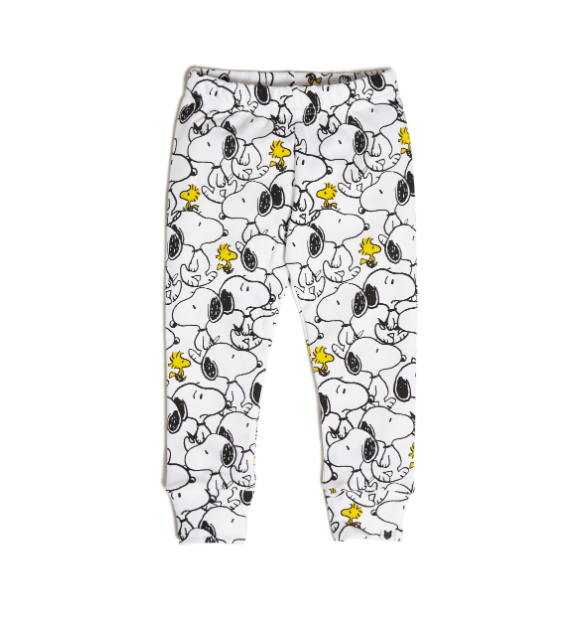 TOBIAS & THE BEAR x PEANUTS - Snoopy & Woodstock Leggings