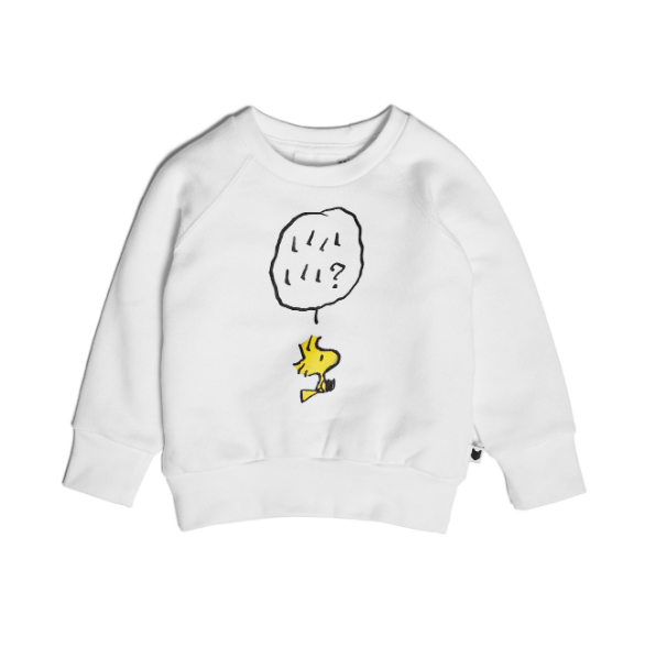 TOBIAS & THE BEAR x PEANUTS - Woodstock Sweatshirt