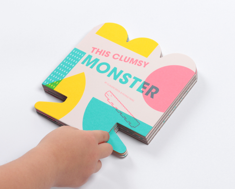 OWL & DOG PLAYBOOKS - This Clumsy Monster