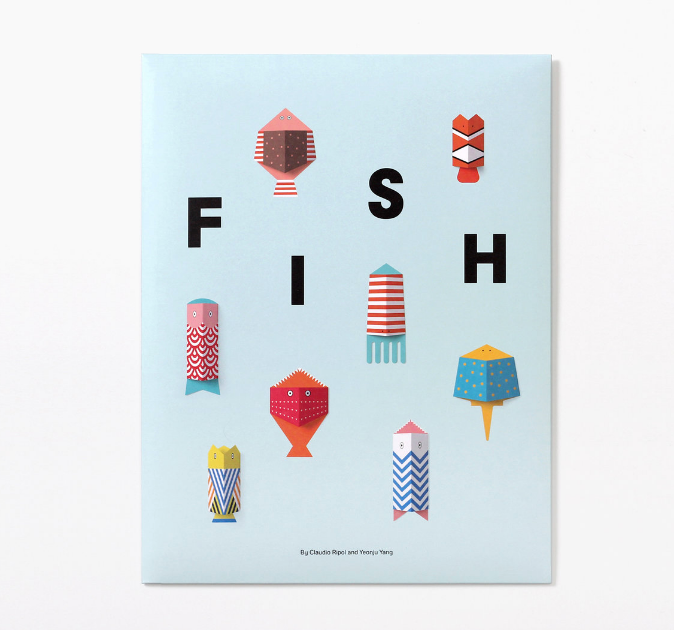OWL & DOG PLAYBOOKS - Fish