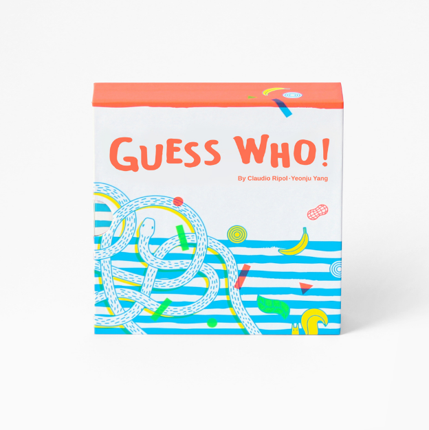 OWL & DOG PLAYBOOKS - Guess Who!