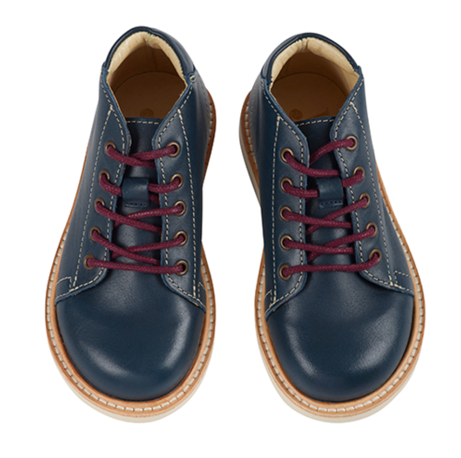 Young Soles - Hugo Monkey Boot - Navy