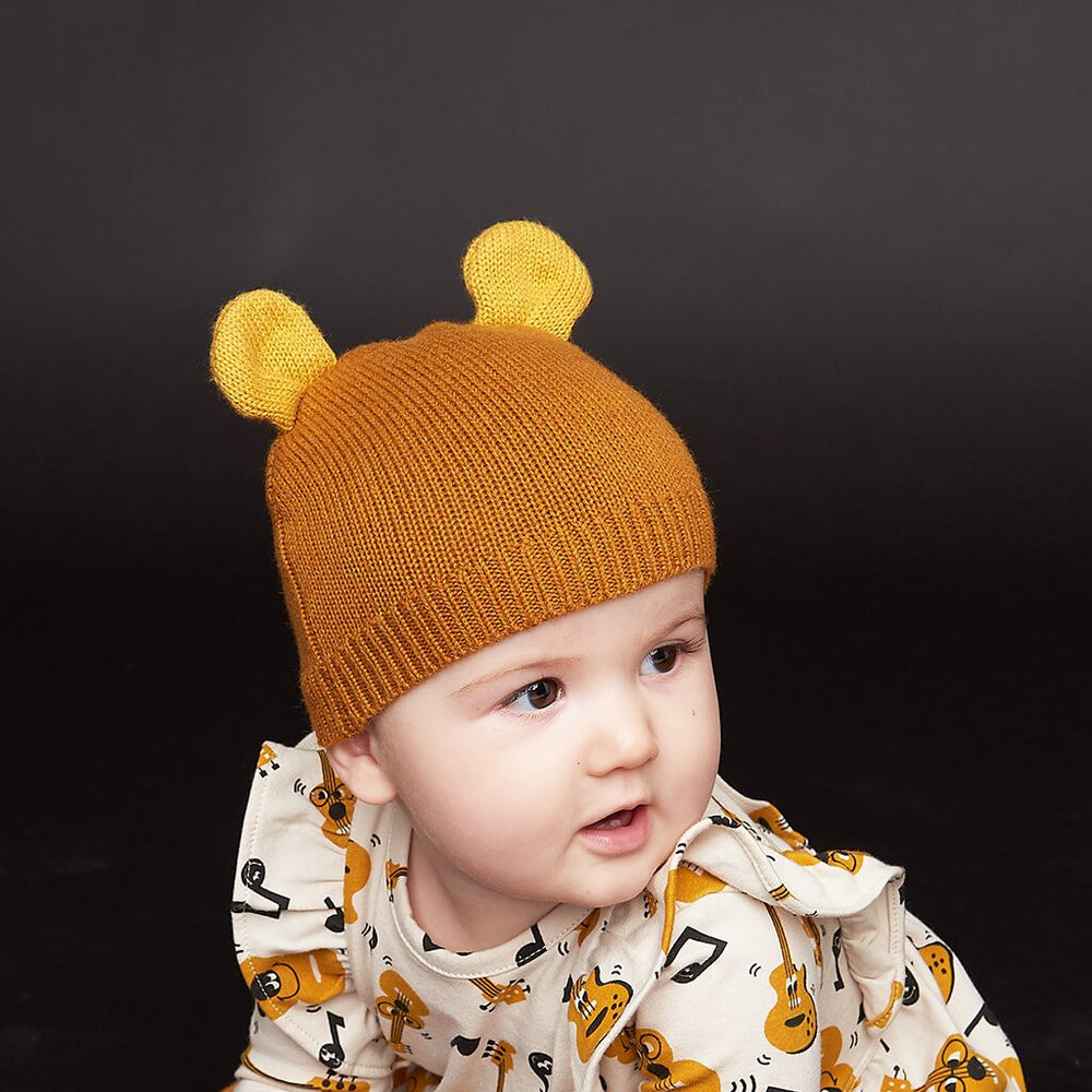 BonnieMob - Elky Hat With Ears (ginger)