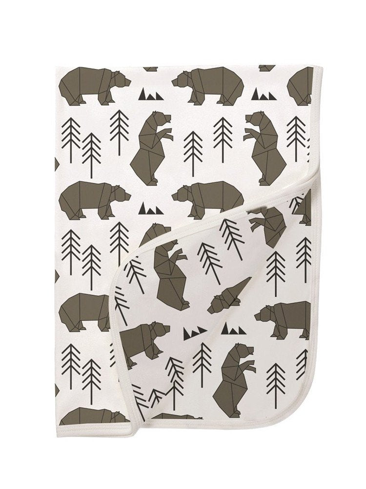 "Tobias & The Bear - ""Mr Bear"" Baby Blanket"