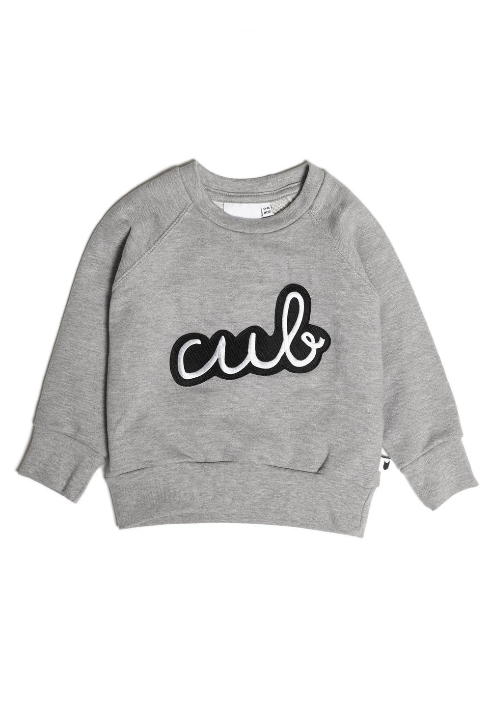 Tobias & The Bear - Icons Cub Badge Sweatshirt