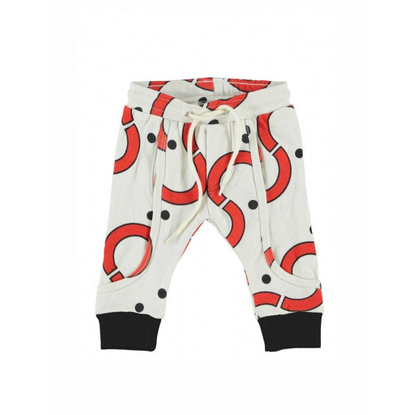 Kidscase - ALF Organic Pants In Off-White
