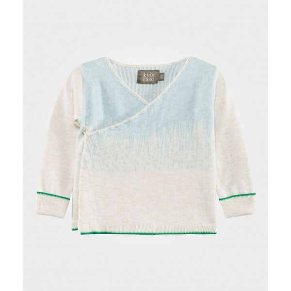 Kidscase Bonnie Newborn Turnover Cardigan Top