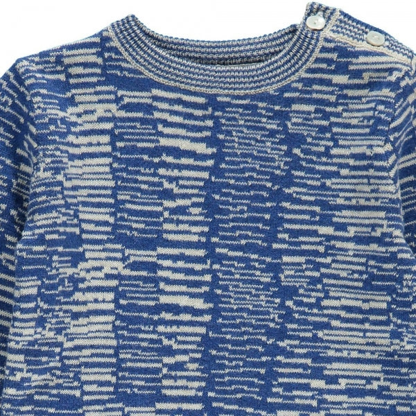 Kidscase - Penny Baby Sweater in Blue