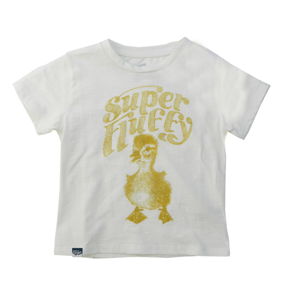 Lion Of Leisure - Duckling Baby Tee