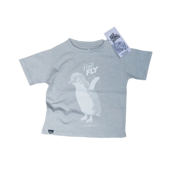 Lion Of Leisure - Penguin Baby Tee