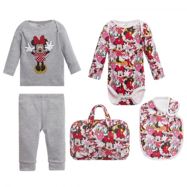 Little Eleven Paris - Minnie & Daisy Five Piece Gift Set