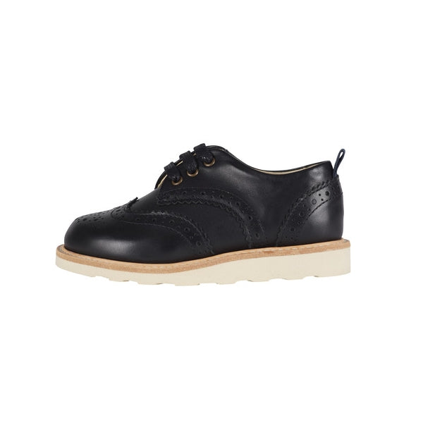 Young Soles - Brando Brogue - Black