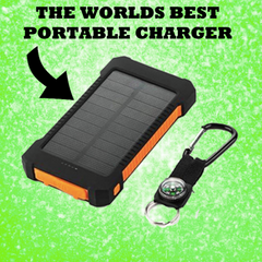The Worlds Best Portable Charger - Paradisegadgets.com
