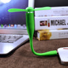 Image of USB Fan - Flexible - Paradisegadgets.com