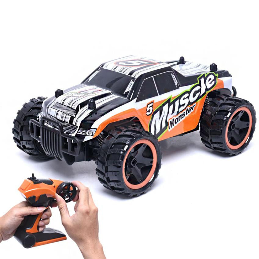 Off-road RC Car 2.4G - High Speed Monster Truck - Remote Control - Paradisegadgets.com
