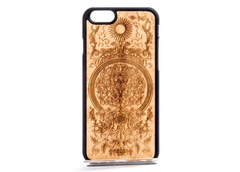 iPhone/Samsung - Wood Tree of Life Phone Cover - Handcrafted - Paradisegadgets.com