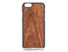 Image of iPhone/Samsung - Wood Sucupira Phone Cover - Handcrafted - Paradisegadgets.com