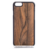 Image of iPhone/Samsung - Wood Ziricote Phone Cover - Handcrafted - Paradisegadgets.com