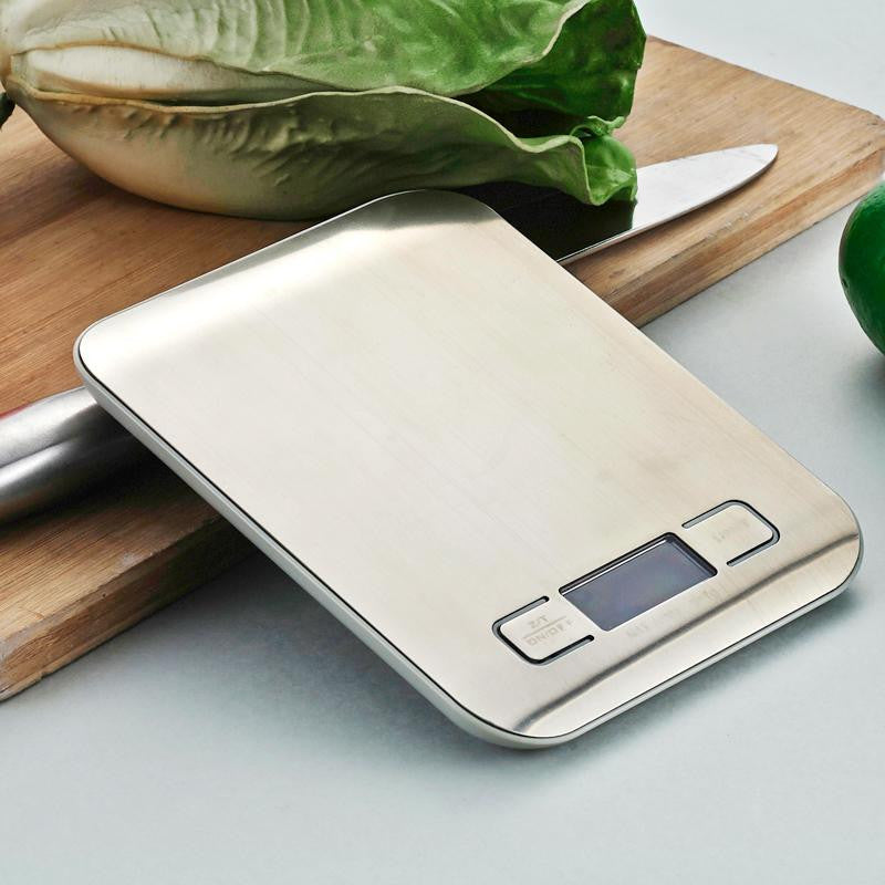 Digital Kitchen Weight Scale 5Kg x 1g - Paradisegadgets.com