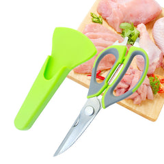 Multifunction Kitchen Scissor Stainless Steel - Paradisegadgets.com