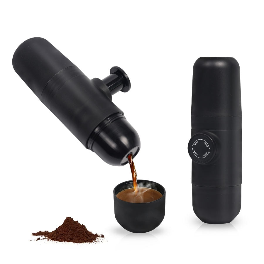 Luxury Portable Coffee Machine - Paradisegadgets.com