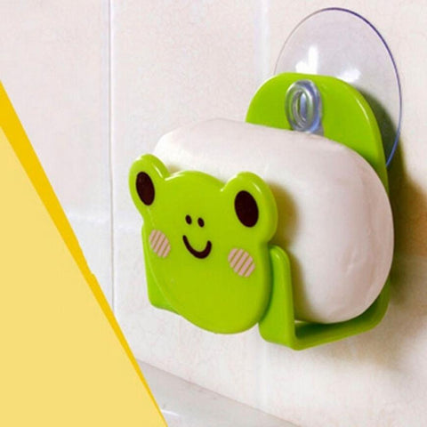 Sponge Holder With Suction Cup - Paradisegadgets.com