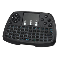 2.4GHz Wireless QWERT Keyboard English and Russian Version