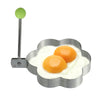 Image of Pancake / Egg Mold Shaper - Stainless Steel - Paradisegadgets.com