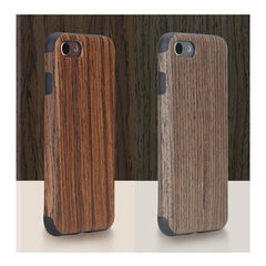 iPhone Wooden Cover - With Screen Protector