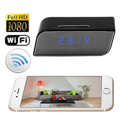 1080P Wireless Wifi Spy Hidden Camera - Motion Security
