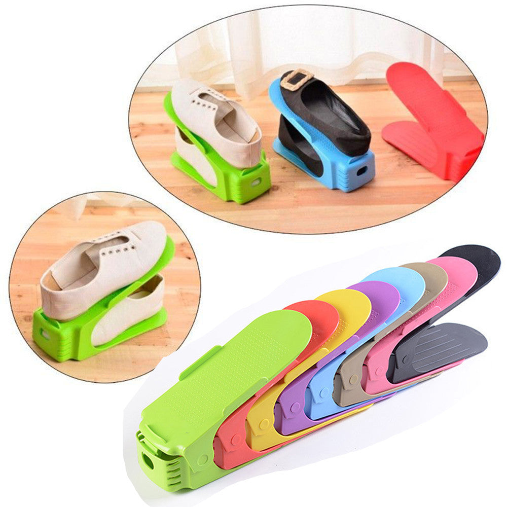 5-Pack Easy Shoes Organizers - Paradisegadgets.com