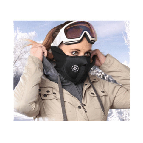 Unisex Anti Cold Fleece Ski Mask - Paradisegadgets.com