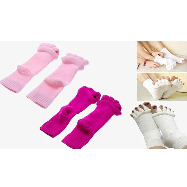 Unisex Reflexology Massage Socks - Paradisegadgets.com