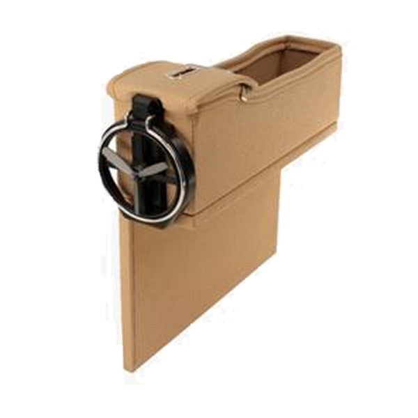 Car Seat Crevice Storage Box - Paradisegadgets.com