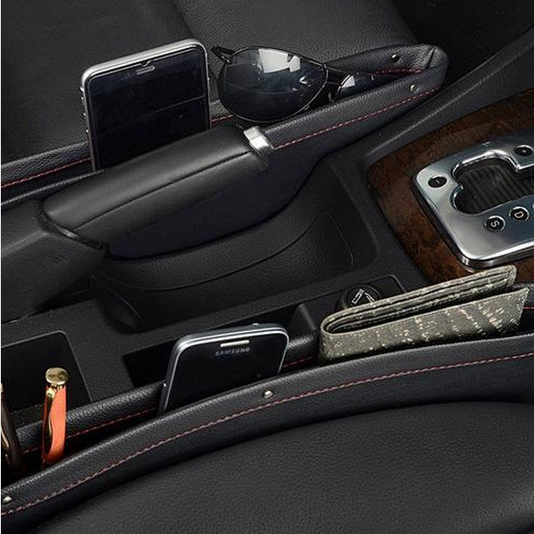 Leather Car iPocket (2 Pack) - Paradisegadgets.com