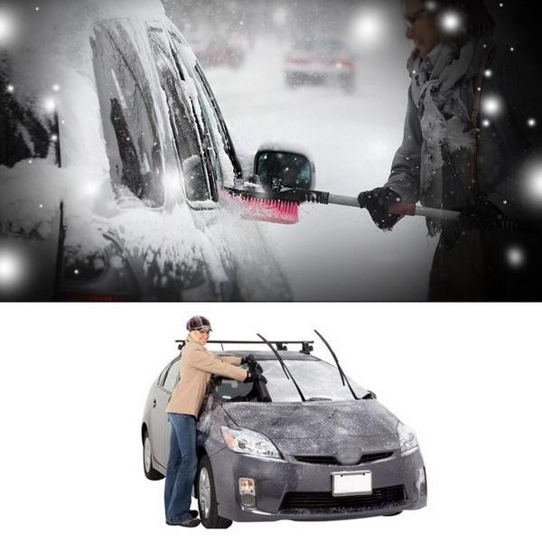 Magnetic Windshield Car Cover - Paradisegadgets.com