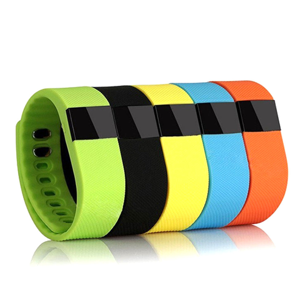 Bluetooth Smart Watch Fitness And Sleep Tracker - Assorted Colors - Paradisegadgets.com