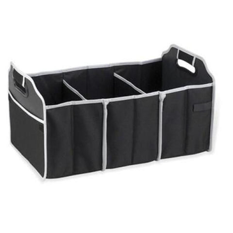 3 Section Trunk Organizer - Paradisegadgets.com