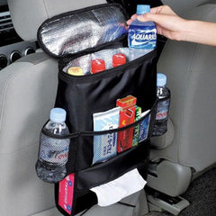 Car Seat Organizer With Cooler
