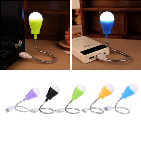 Flexible USB Led Light For Computers - Paradisegadgets.com